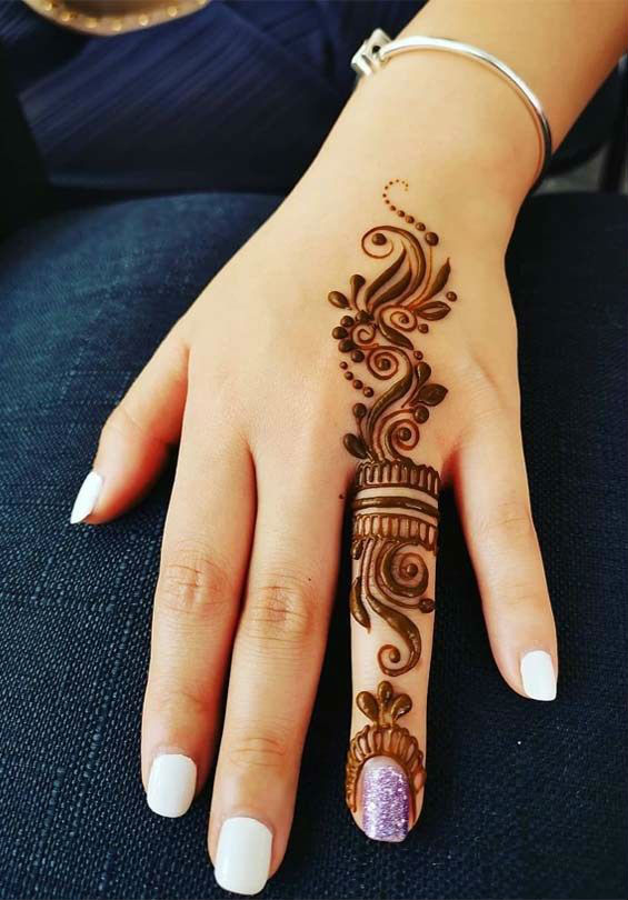 latest mehndi designs for girls eid mehndi designs 4