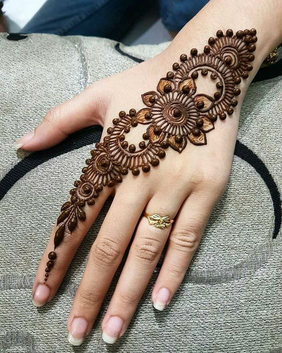 latest mehndi designs for girls eid mehndi designs 5