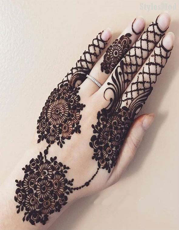 latest mehndi designs for girls eid mehndi designs 6