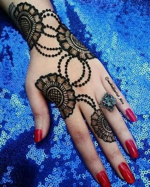 latest mehndi designs for girls eid mehndi designs 8