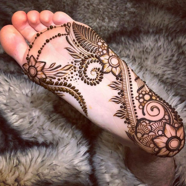 latest mehndi designs for girls mehndi designs for sole 2