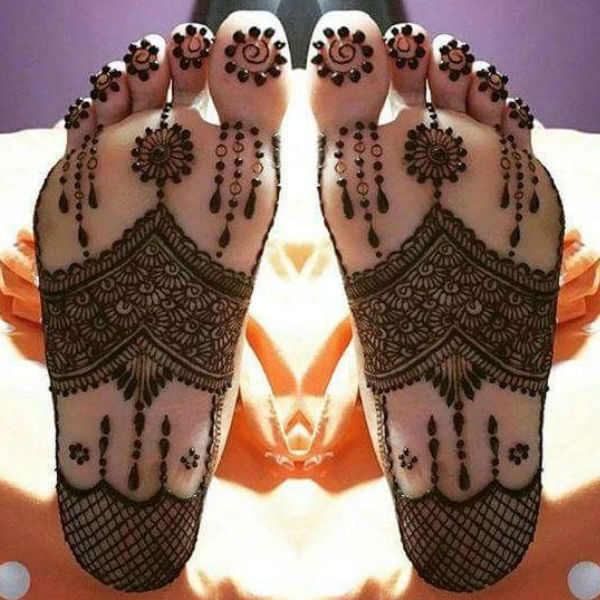 latest mehndi designs for girls mehndi designs for sole 3