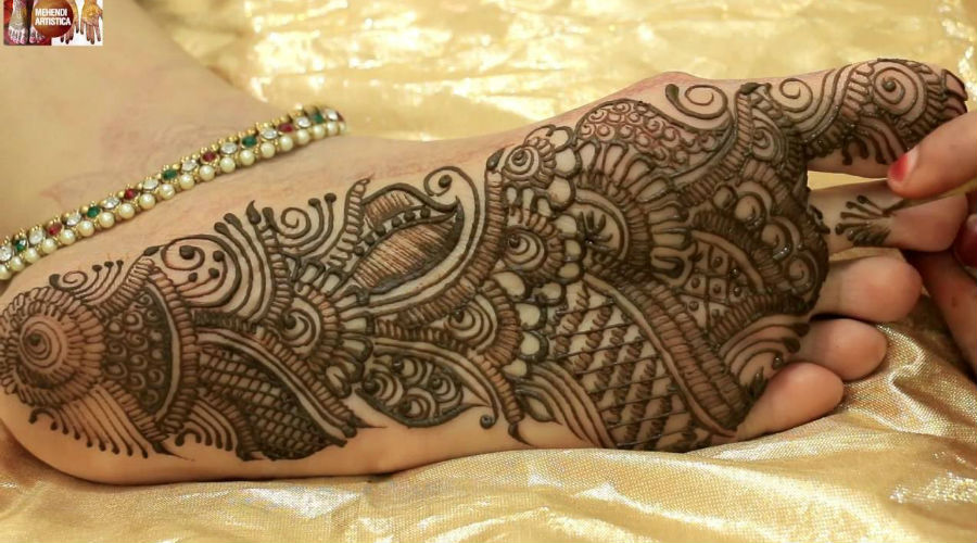 latest mehndi designs for girls mehndi designs for sole 6