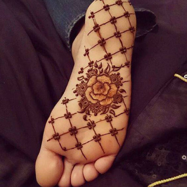 latest mehndi designs for girls mehndi designs for sole 7