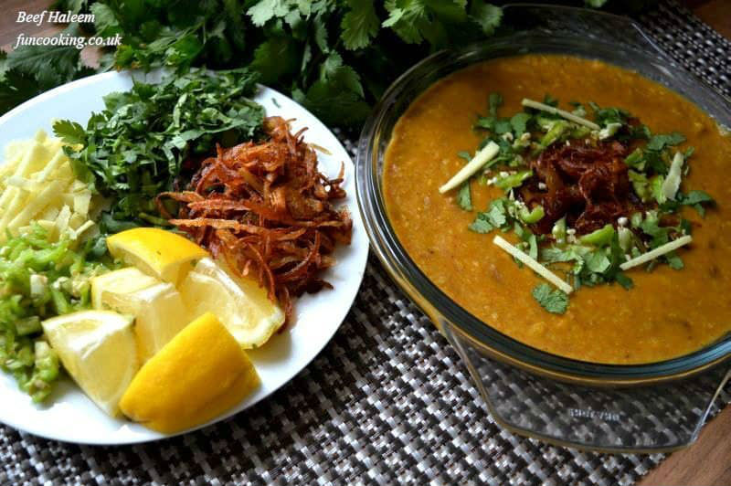 best dinner recipes using beef haleem