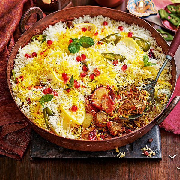 lamb recipes for eid festival lamb biryani
