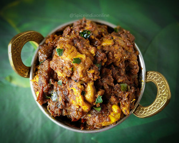 offal recipes for eid adha brain pepper fry