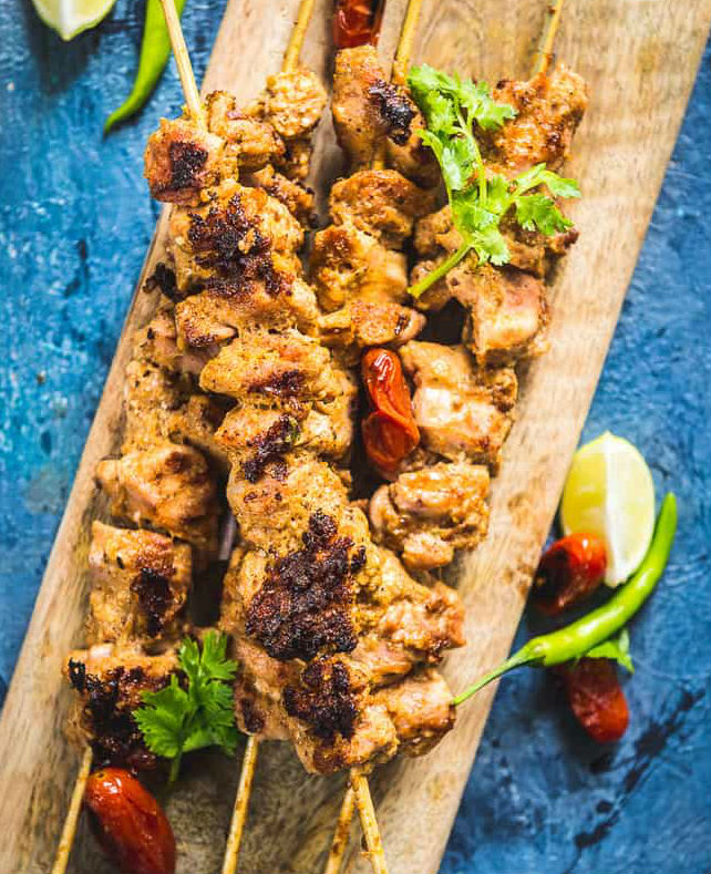 best and easy bbq recipes to try this eid ul adha chicken malai boti