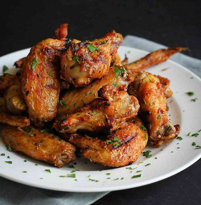 best and easy bbq recipes to try this eid ul adha grilled chicken wings