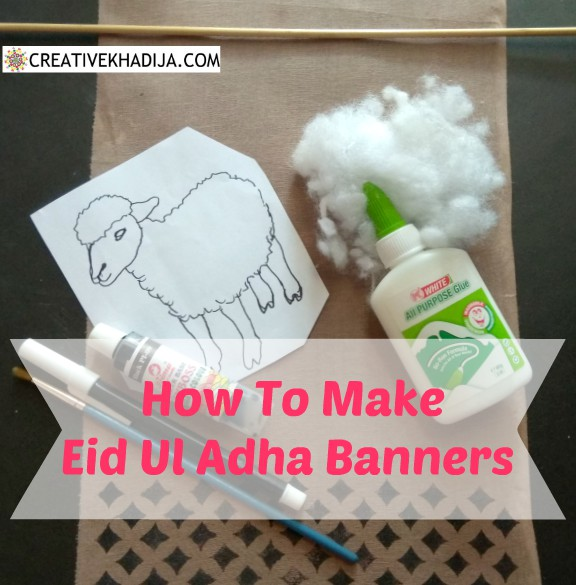 Eid-Al-Adha and Hajj 2019 Crafts for Kids to do at Home