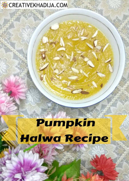 Healthy Pumpkin Dessert Halwa Making With Pumpkin Puree