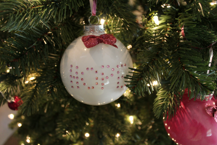 easy crafts for breast cancer awareness month ornaments