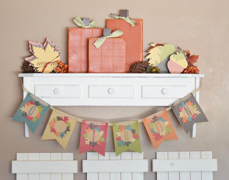 best fall banner and garland ideas from pinterest autumn banner