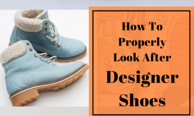 How To Properly Look After Your Designer Shoes