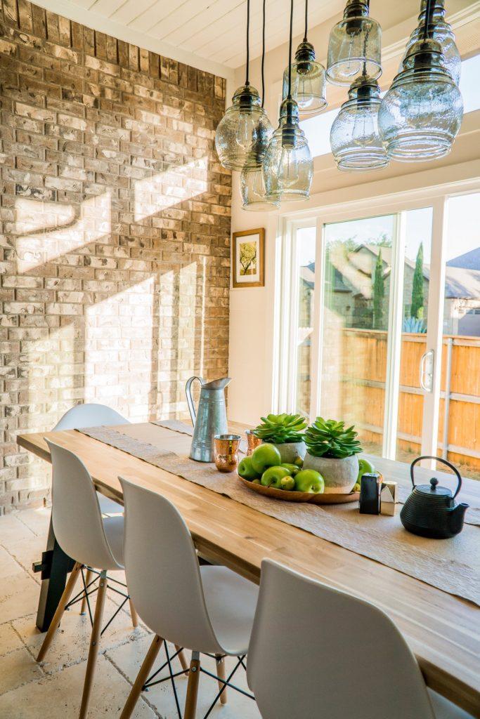 home renovation ideas upgrade dining area
