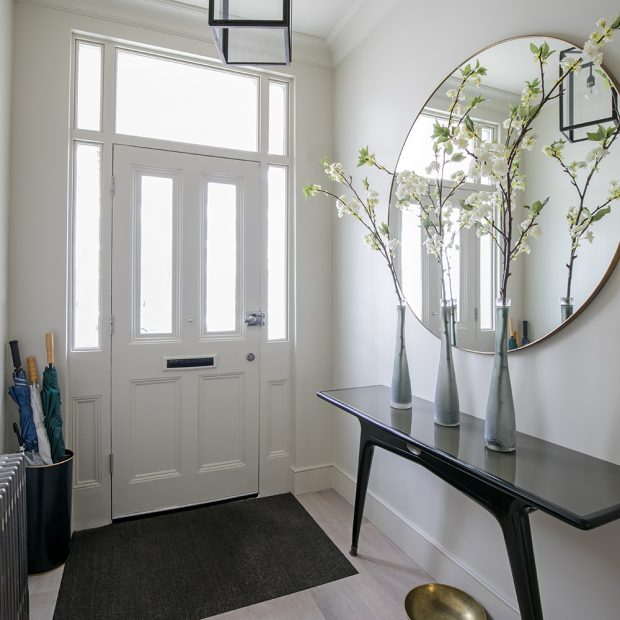 home renovation ideas add a mirror