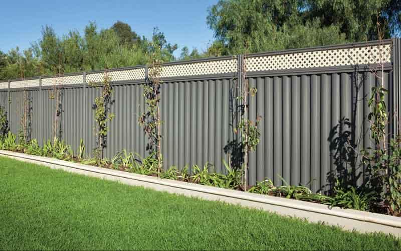 home renovation ideas repaint fence