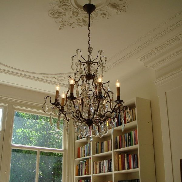 home renovation ideas have lighting installed