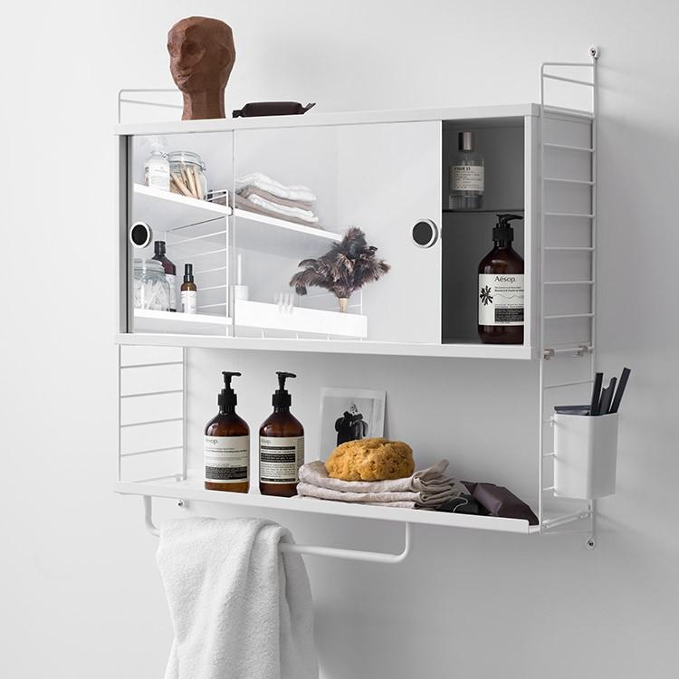 home renovation ideas add shelves