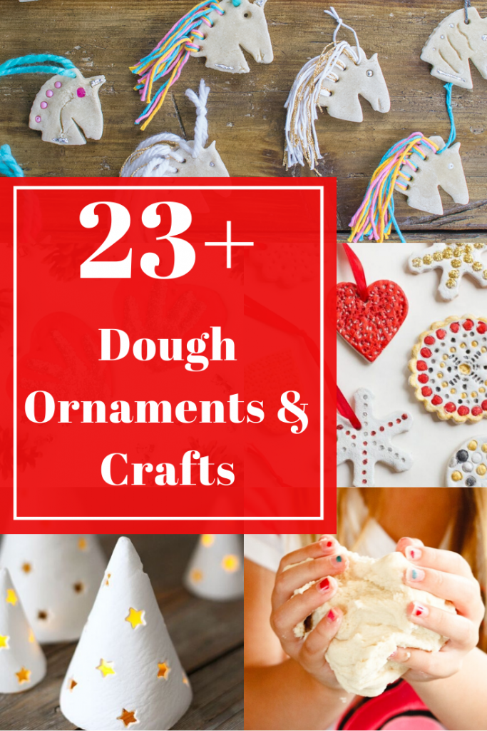 How to make Salt Dough Ornaments and Decorations