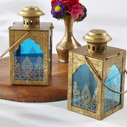 creative ideas using henna patterns in crafts lantern