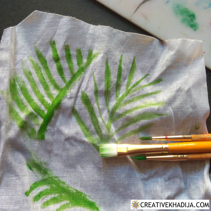 tips and tricks for fabric painting