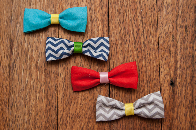 17 easy sewing projects for kids bows