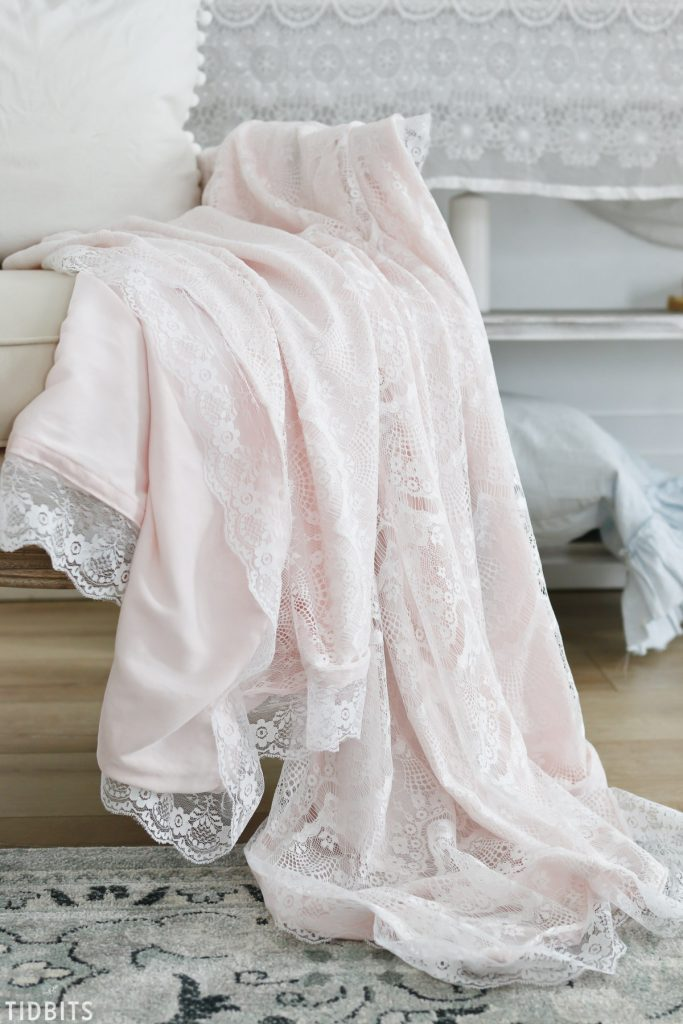 31 gifts and crafts to try for valentine's day 2020 lace blanket