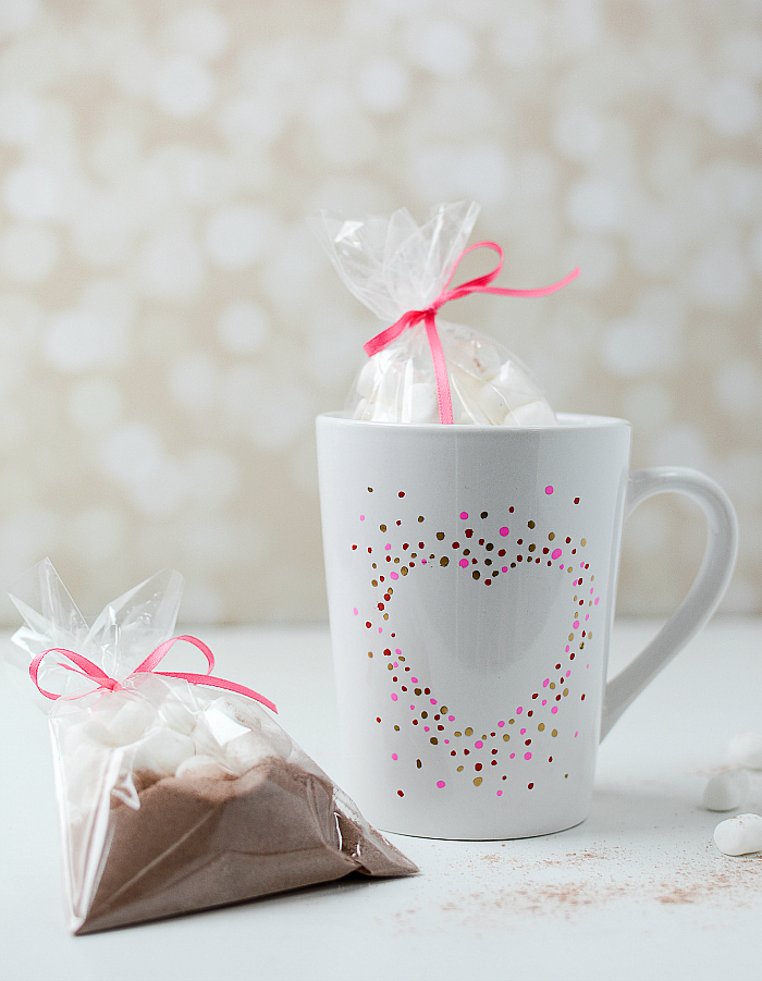 31 gifts and crafts to try for valentine's day 2020 heart mug
