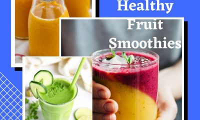 21 Healthy Fruit Smoothies For Ramadan 2020