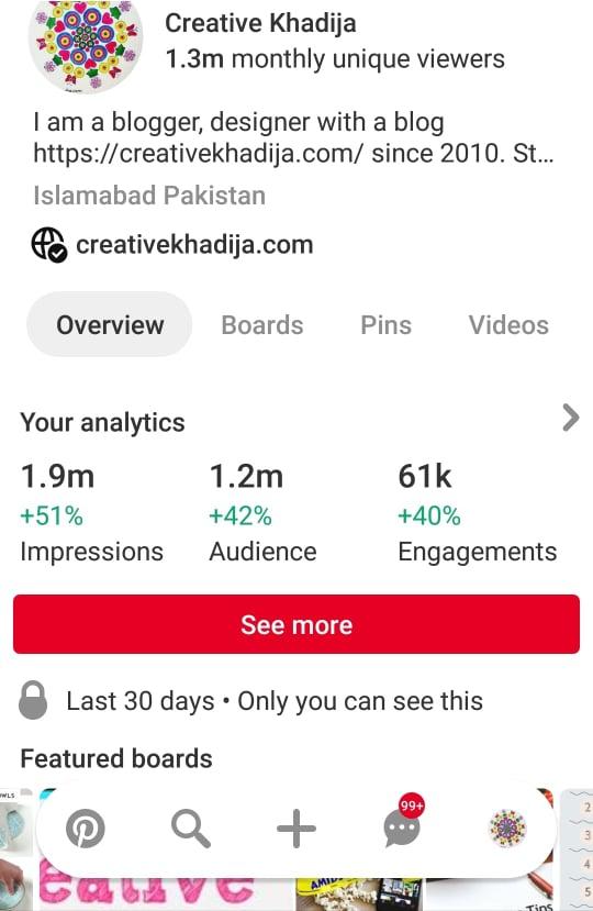 Creative Khadija On Pinterest