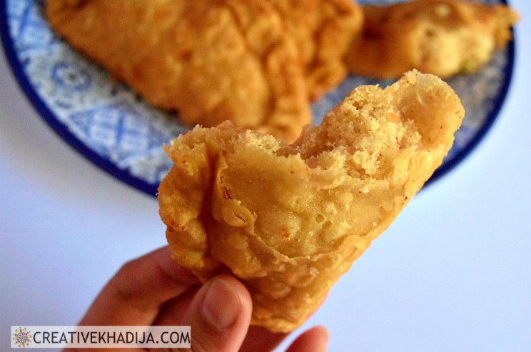 Sweet Samosa Recipe To Try This Ramadan 2020