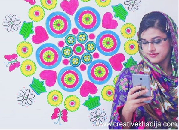 Creative Khadija Pakistani Blogger & Social Media Influencer