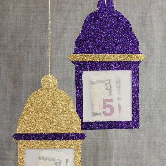 lantern envelopes easy crafts for making eidi envelopes