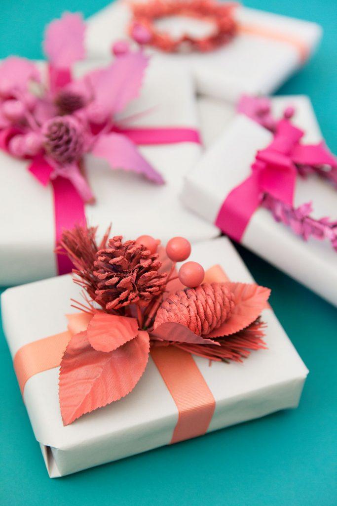 gift basket ideas for eid ul fitar 2020 monochromatic topper