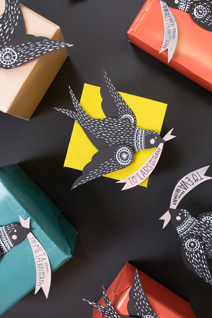 gift basket ideas for eid ul fitar 2020 flying bird