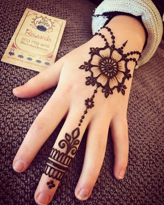 41 mehndi designs for Eid to try this year 3