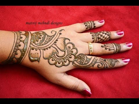 41 mehndi designs for Eid to try this year 4