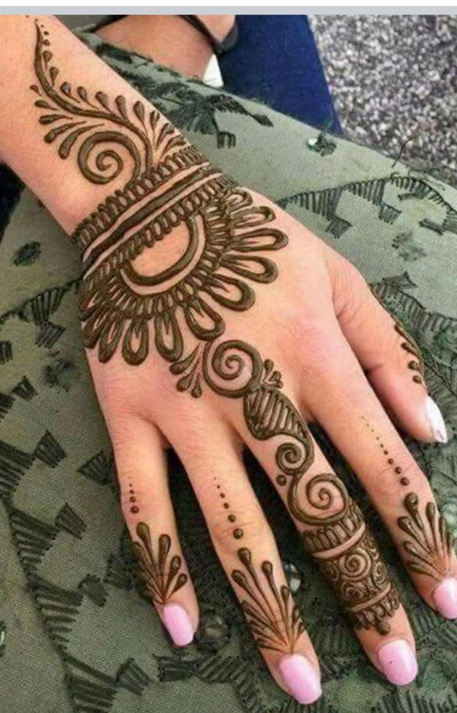 41 mehndi designs for Eid to try this year 6