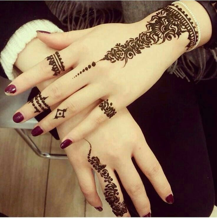 41 mehndi designs for Eid to try this year 8