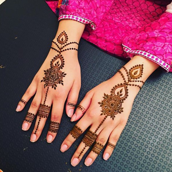 41 mehndi designs for Eid to try this year 9