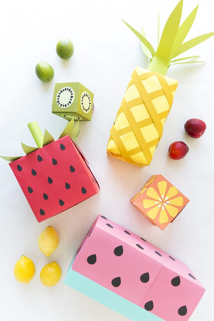 eid gifts packing ideas for kids fruit wrapping paper