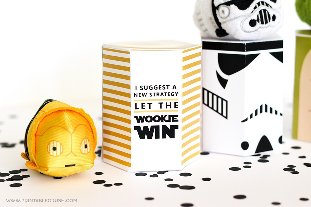 eid gifts packing ideas for kids star wars gift box