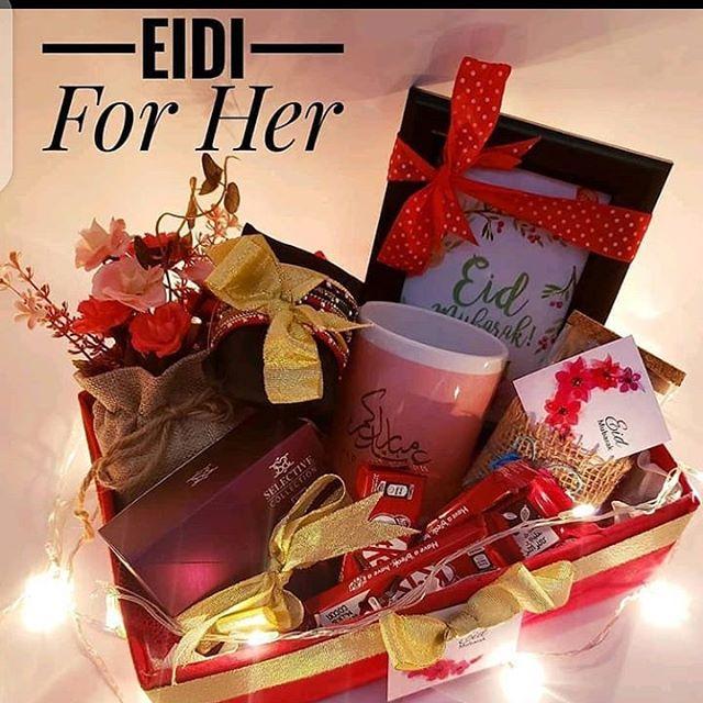 gift basket ideas for eid ul fitar 2020 appreciation basket