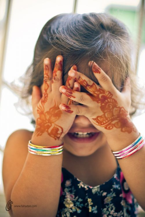 41 mehndi designs for Eid to try this year for kids 4