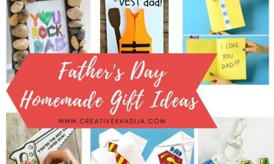 33 Father's Day Homemade Gift Ideas 2020
