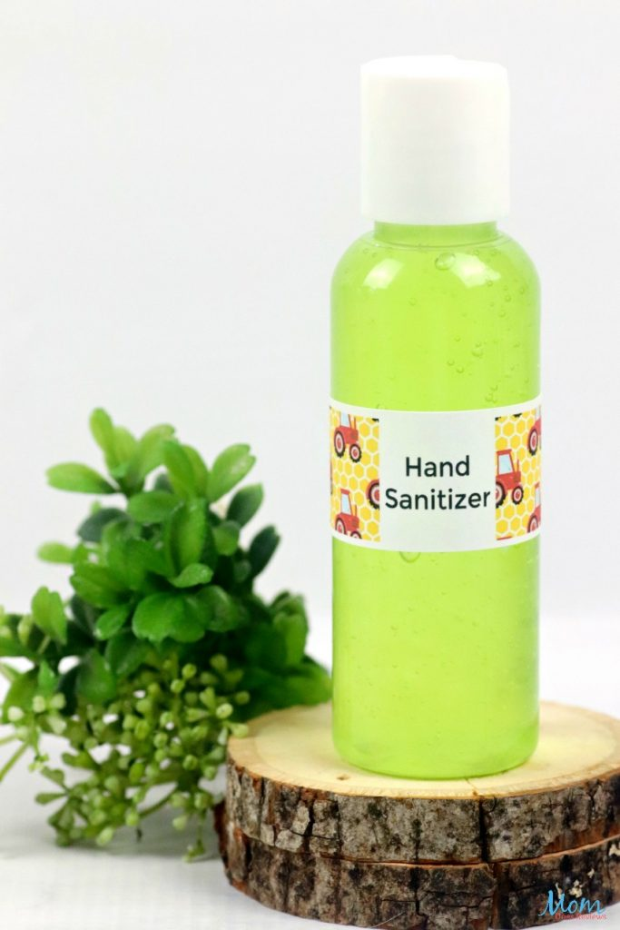 diy moisturizing hand sanitizer | Homemade Hand Sanitizer