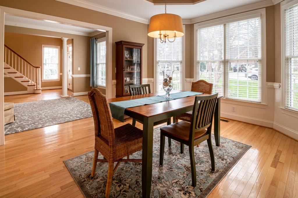 rental property adding flooring