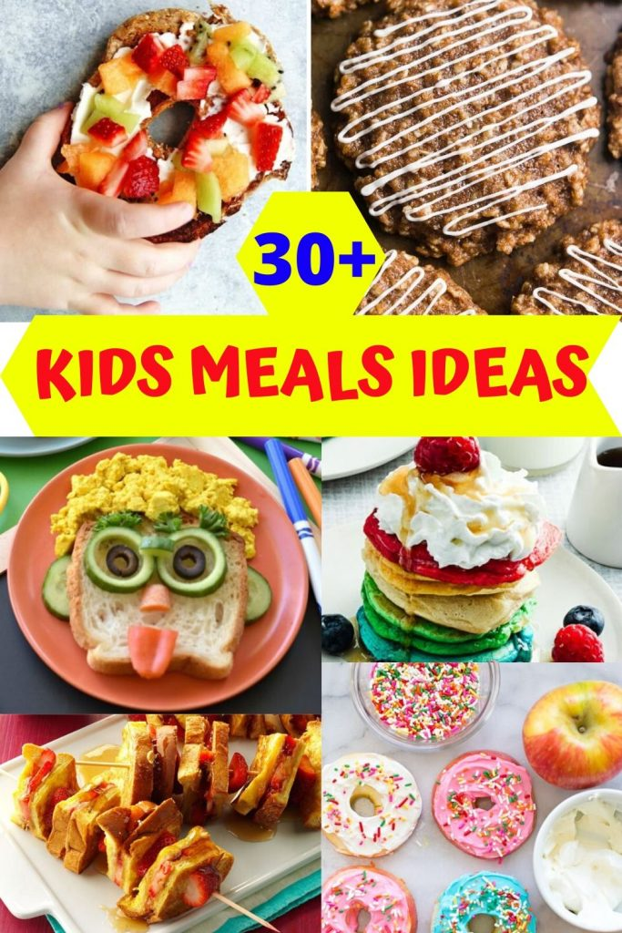 Easy Ideas for Kids Meals | Creative Khadija Recipes Collection