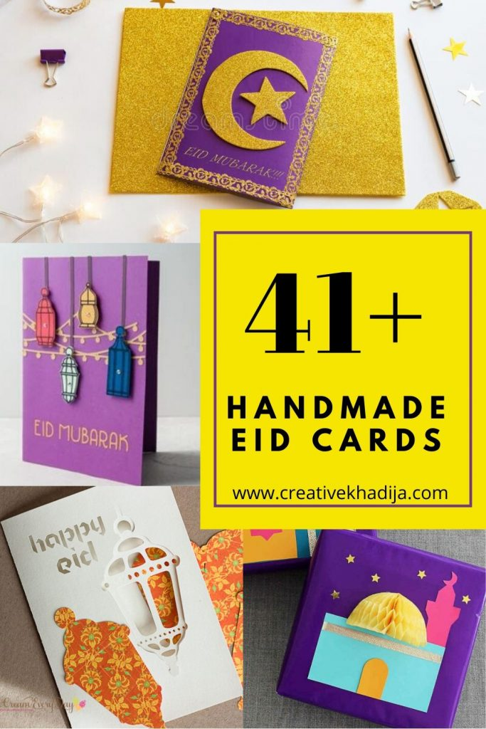 Greeting Card Design Unique Ideas for Eid
